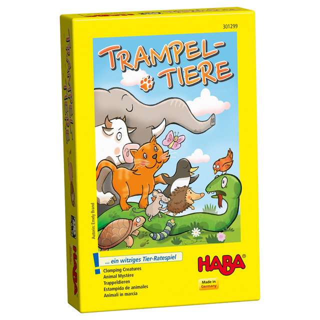 HABA301299: Clomping Creatures