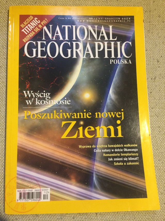 National Geographic 2004